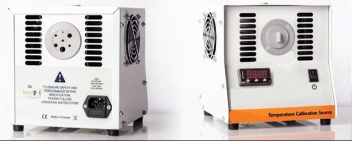 黒体炉付ドライブロック温度校正器
