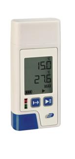 PDF温度データロガー(液晶表示付)