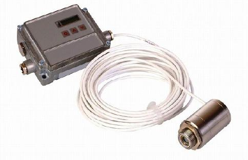 耐熱型非接触温度センサ
