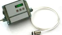 金属測定用非接触温度センサ