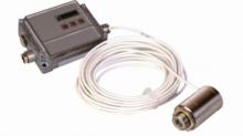 プラスチックフィルム測定用非接触温度センサ